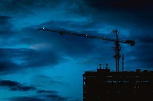 sito di costruzione foto