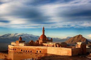 Ishak Pasha Palace foto