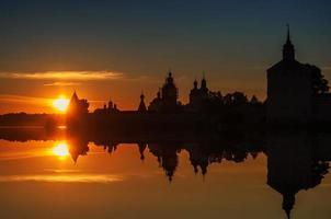 monastero di Kirillo-Belozersky foto