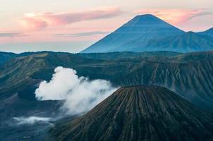 Bromo, Indonesia foto