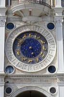 orologio astronomico foto