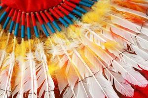 copricapo capo indiano nativo americano foto