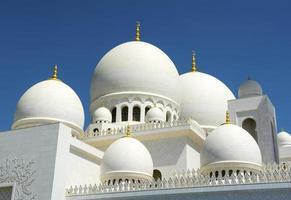 moschea dello sceicco zayed foto