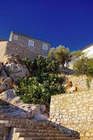 isola di hydra, grecia foto