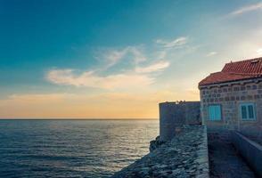dubrovnik, croazia foto