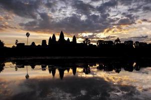Angkor Wat in Cambogia