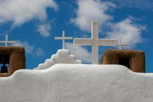 cappella di san geronimo a taos pueblo, stati uniti d'america