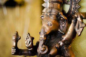 lo sguardo di Ganesha foto
