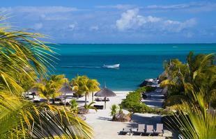 scena di Mauritius foto