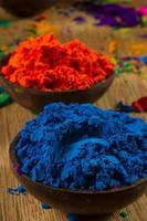 pigmenti indiani foto