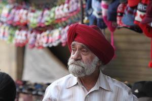 indische männer foto