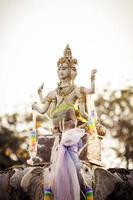 santuario di Brahman foto