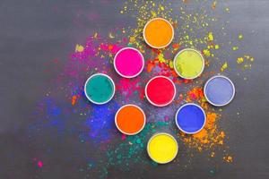 coloranti colorati foto