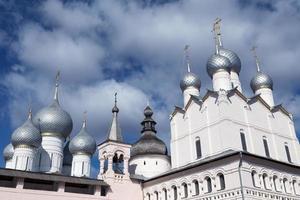 Cremlino di Rostov, Russia foto