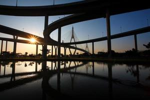 ponte bhumibol foto