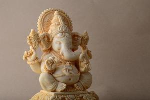 dio indù ganesha. idolo di Ganesha. foto