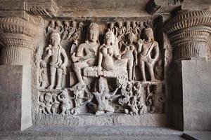 grotte di ellora, aurangabad