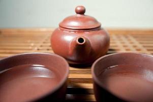 tè cinese, tè foto