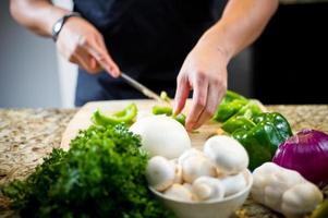 preparare i piatti
