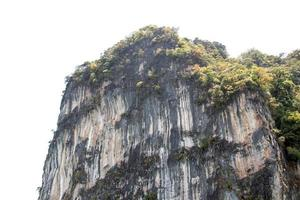 immagine della vista dell'isola del paesaggio dalla provincia Tailandia di phuket