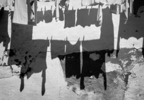 linea di vestiti foto