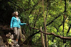 escursioni a piedi la palma, isole canarie