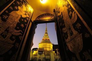 pagoda d'oro foto