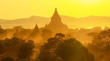 templi di Bagan foto