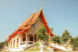 tempio buddista foto