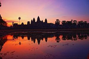 Angkor Wat foto