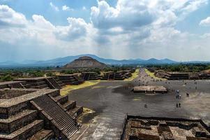 Teotihuacan foto