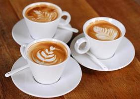 caffè al latte foto