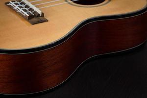 ukulele chitarra hawaiana foto