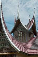 tetto di Minang foto