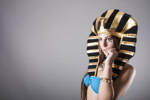 Cleopatra regina d'Egitto foto