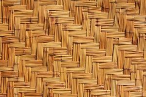 trama di bambù e lo sfondo foto