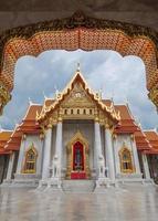 tempio di marmo foto