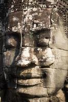 faccia di buddha foto
