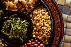 cibo del Myanmar foto