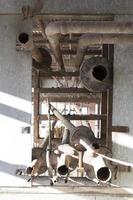fabbrica abbandonata foto