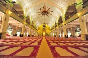 moschea sultan masjid, singapore foto