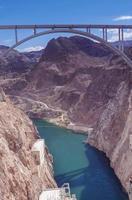 ponte commemorativo di Hoover della diga di hoover pat il ponte commemorativo foto
