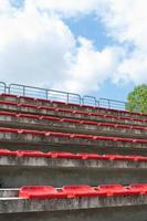 tribuna sportiva foto