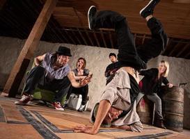 break dance freestyle foto