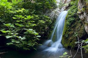cascata escursione valle degli dei noti foto