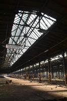 pavimento della fabbrica foto
