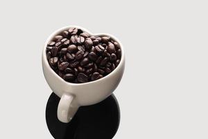 amore tazza di caffè foto
