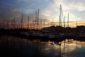 porto per yacht foto