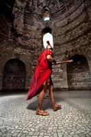 guerrieri romani foto