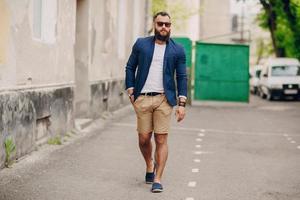 uomo di moda foto